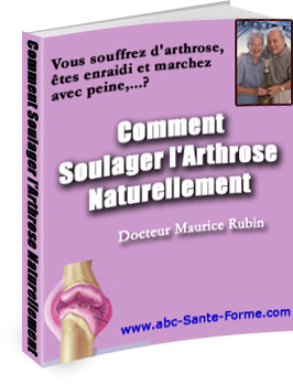 Arthrose Livre Soulager l'arthrose naturellement